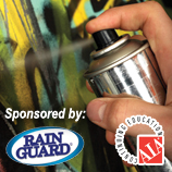 Anti-Graffiti Coatings and Graffiti Removal Technology; Sponsored by Rainguard International