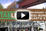 FESI-BOND BLAST® X1 Digital Exhibit - SSPC 2014