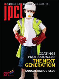 JPCL Coatings Professionals: The Next Generation 2015 - Special Issue