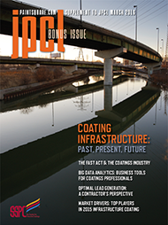 JPCL Coating Infrastructure: Past, Present, Future 2016 - Special Issue