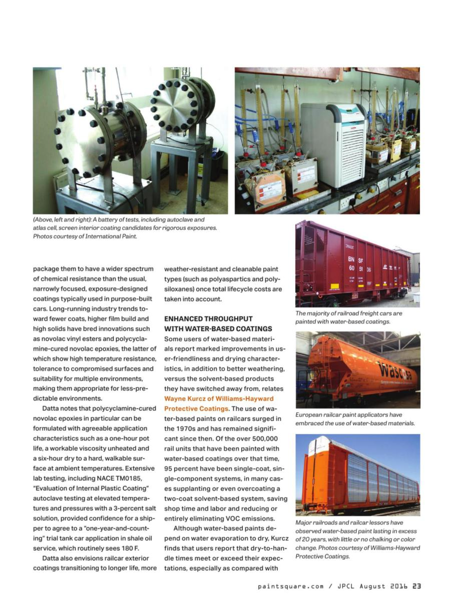 JPCL - the Journal of Protective Coatings & Linings