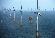 Protecting Offshore Wind Farm Towers