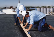 Buying Time: Rooftop Repair or Replace?