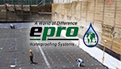 EPRO Waterproofing Systems