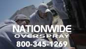 Nationwide Overspray