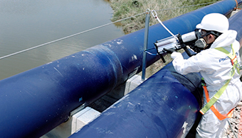 Cartridge-Based Application of Weld Field Joint <br>Coatings for Pipelines