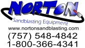 Norton Sandblasting Equipment