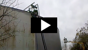 Video: Portable Shot-Blasting in Action