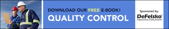 Download our free e-book! Quality Control