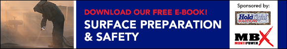 Download our free e-book! Surface Preparation & Safety