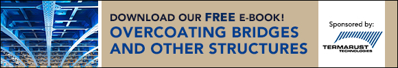 Download our free e-book! Overcoating bridges and other structures.