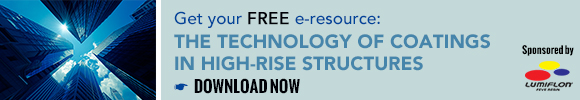 Get your FREE e-resource: The Technology of Coatings in High-Rise Structures