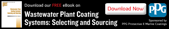 Wastewater Plant Coating Systems: Selecting and Sourcing