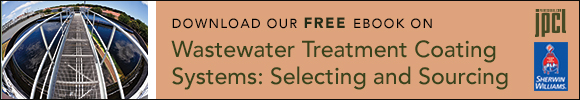 Download our free Wastewater Treatment Coating Systems eResource Book