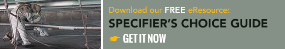 Download our FREE eResource: Specifier's Choice Guide. Get it now.