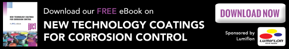 Download our FREE eBook on New Technology Coatings for Corrosion Control