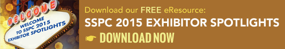 Download our SSPC 2015 Exhibitor Spotlights