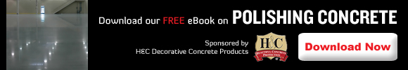 Download Free eBook on Polishing Concrete
