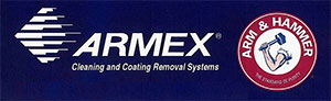 ARMEX® Cleaning and Coating Removal Systems