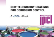 New Technology Coatings for Corrosion Control