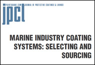 Marine Coatings: Selecting and Sourcing