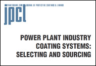 Power Plant Coating Systems: Selecting and Sourcing
