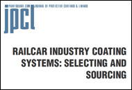 Railcar Coating Systems: Selecting and Sourcing