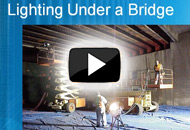 Illumination of Industrial Painting Projects