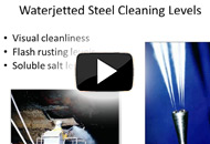 Waterjetting—New Standards for Assessing End Condition Cleanliness