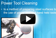 Steps to More Effective Power Tool Cleaning