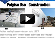 Polyisocyanurate Insulation for Commercial Exterior Wall Assemblies