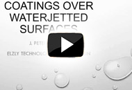 Performance of Coatings Over Waterjetted Surfaces