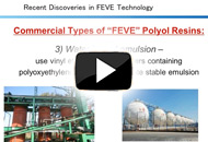 Product Profile: Recent Discoveries in FEVE Fluoropolymer Resin Technology – Performance Beyond Weatherability