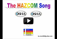 The HAZCOM Song