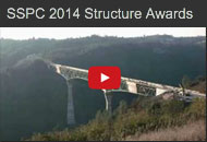 SSPC 2014 Structure Awards